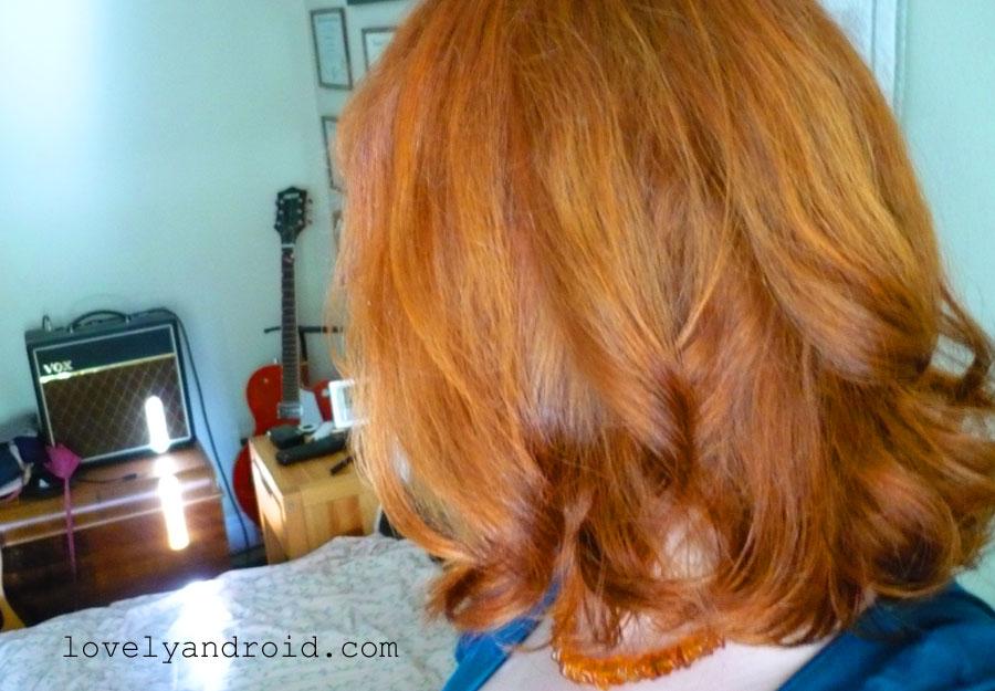 Spenungallu Lush Henna Hair Color